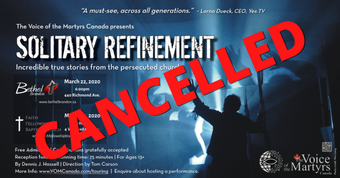 Solitary Refinement - Cancelled