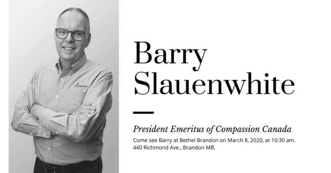 Barry Slauenwhite