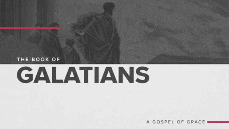Week 2: Galatians 3:1-9
