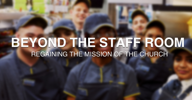 Beyond the staff room image