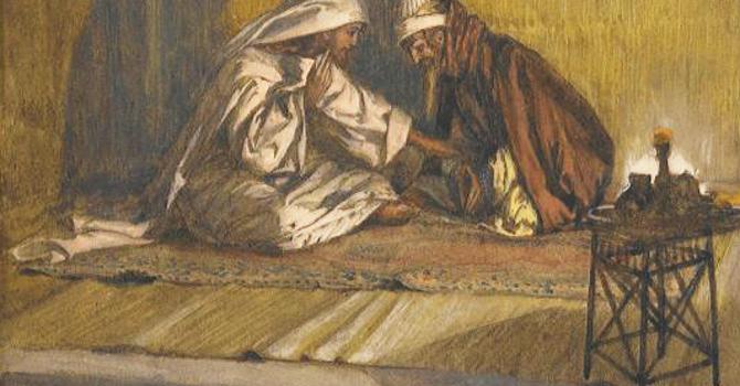Nicodemus by Night
