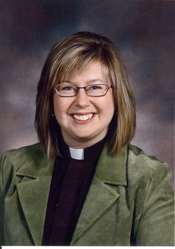 The Reverend Andrea Christensen