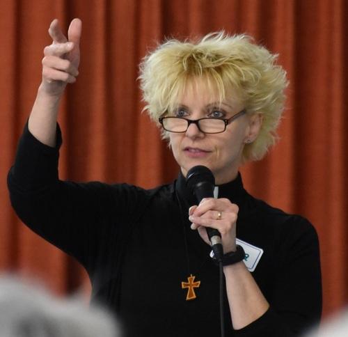 The Rev'd Canon Lisa Vaughn