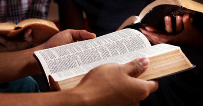 Nehemiah 8:1-3 ,5-6 , 8-10  and Luke 4:14-21  image