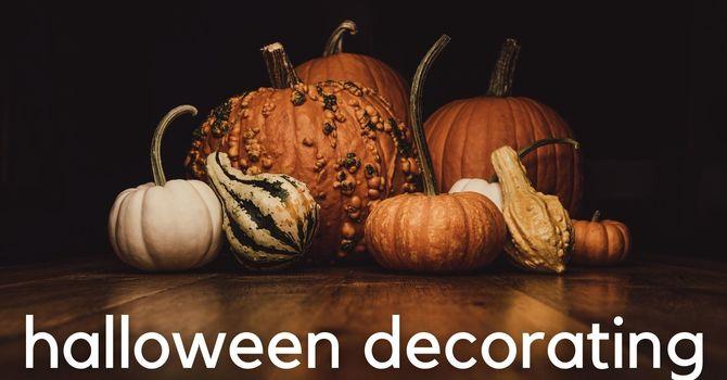 Halloween decorating: help needed image
