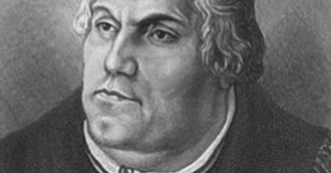 Martin Luther our Hero