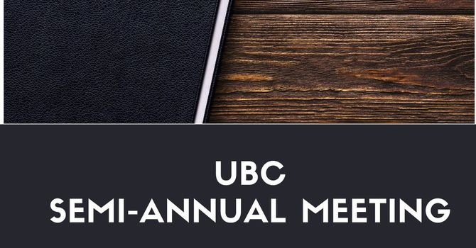 Semi-Annual Meeting Documents image