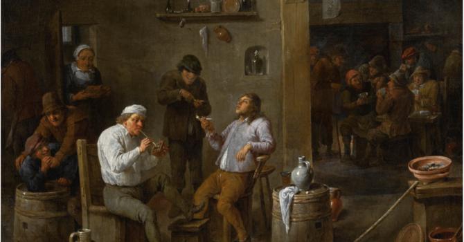 Theology at the (Virtual) Tavern