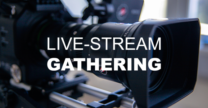 Update: Sunday Gathering & COVID-19 image