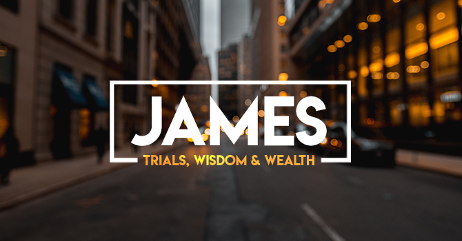 New Series: James image