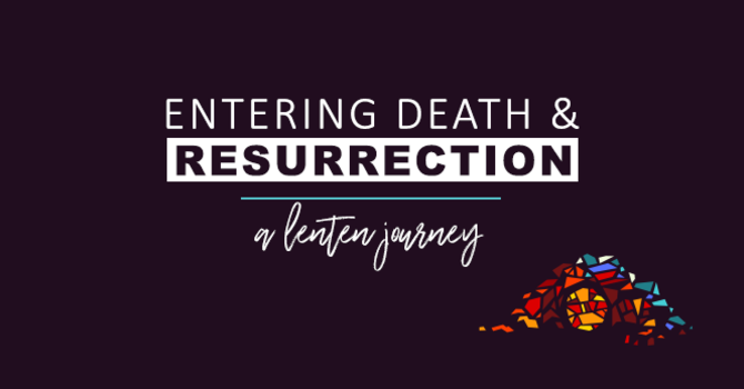 New Series for Lent image