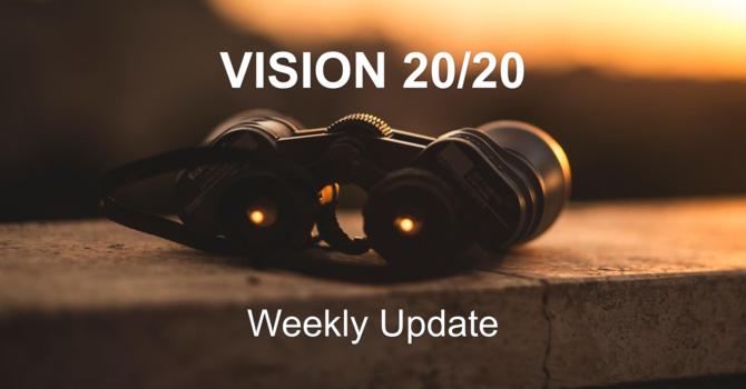 Vision 20/20 - Week 1/5 Status image