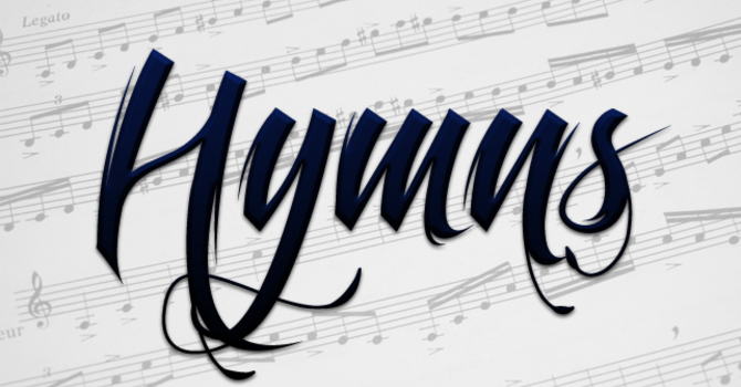 HYMNS from Easter to Trinity Sunday 2018 image