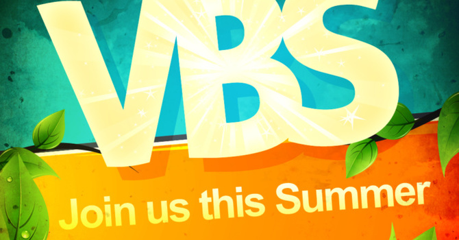 Vacation Bible School 2018 image