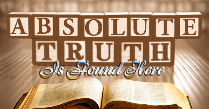 The Scripture of Truth  by Sidney Collett image