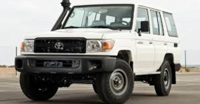 Vehicle needed for Liberia - You can Help! image