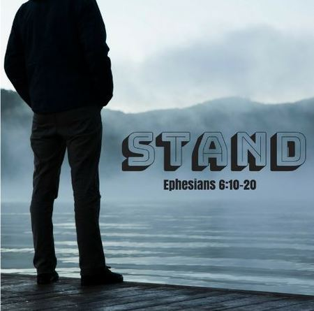Stand: The Armor of God
