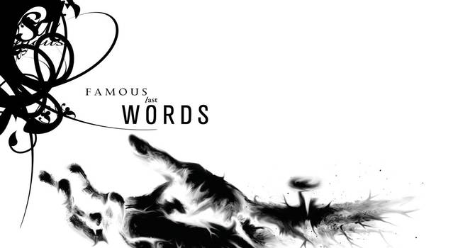 Famous Last Words Series image