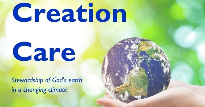 September 2019 - Creation Care image