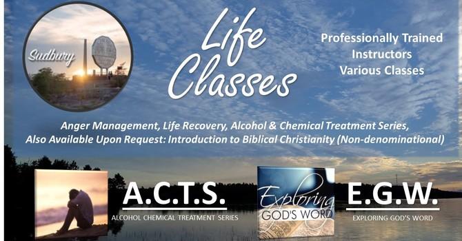 Life Classes