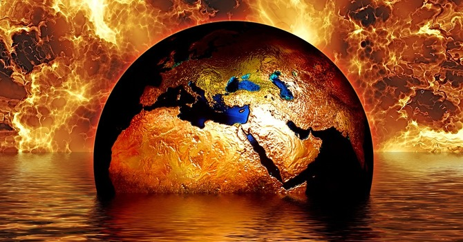 Changing the World image