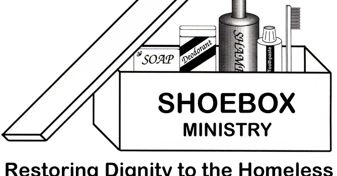 Shoebox Ministry welcomes your help image
