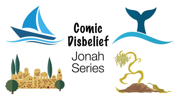 Comic Disbelief Jonah Series