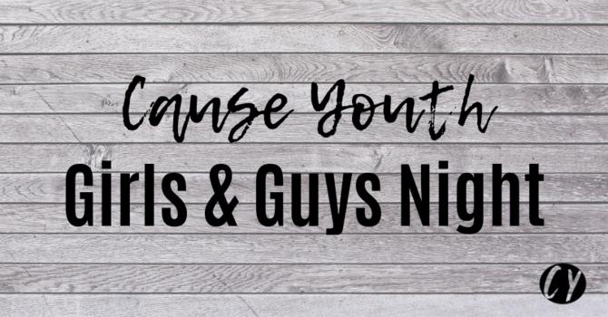 Girls & Guys Night