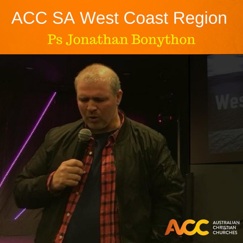 ACC SA West Coast Pastors Regional Meeting - Ps John...