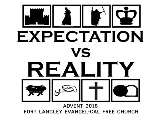 Advent: Expectation vs Reality