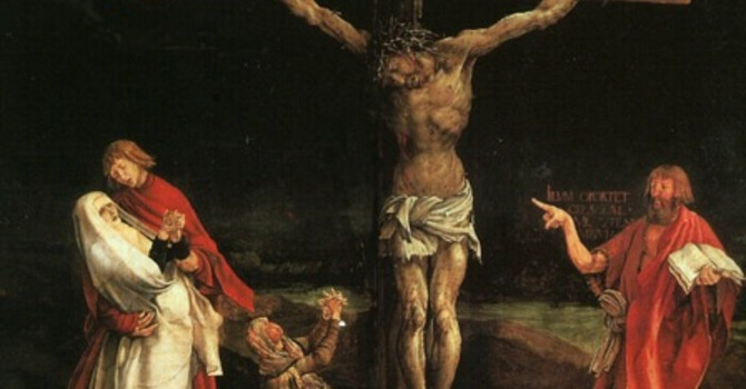 Did Jesus really have to die? image