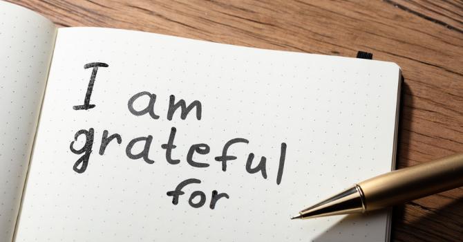Gratitude Moment: Sarah Wayland image
