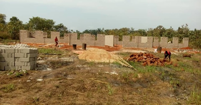 Construction of a third building on our permanent site