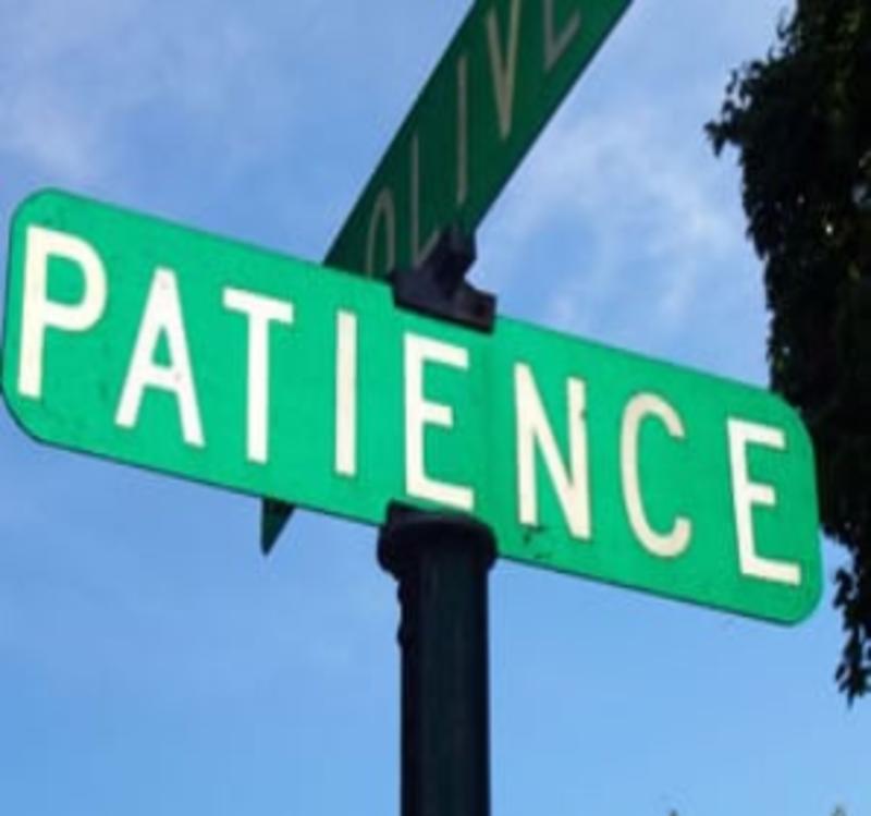 Part 5 - Patience