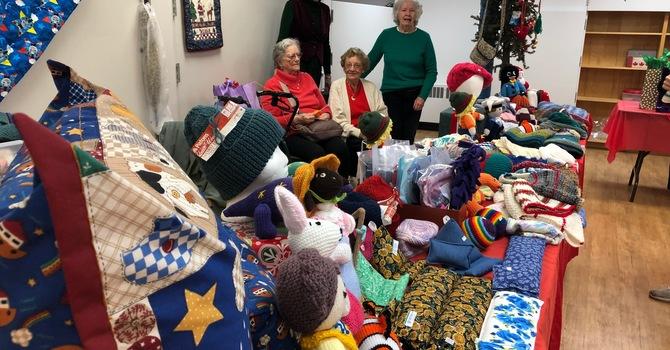 Christmas Bazaar image