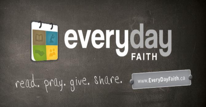EVERYDAY Faith image