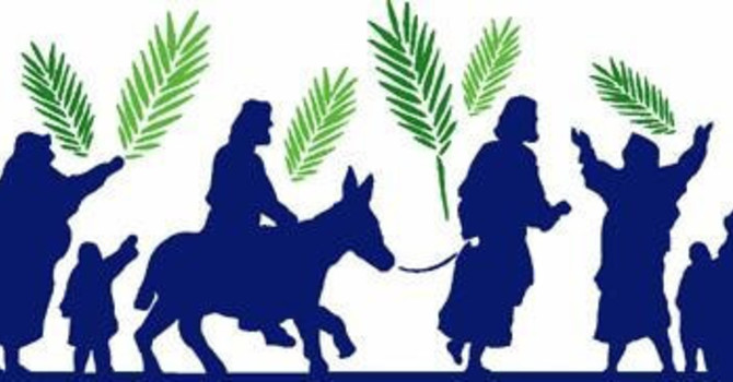 Palm Sunday Service image
