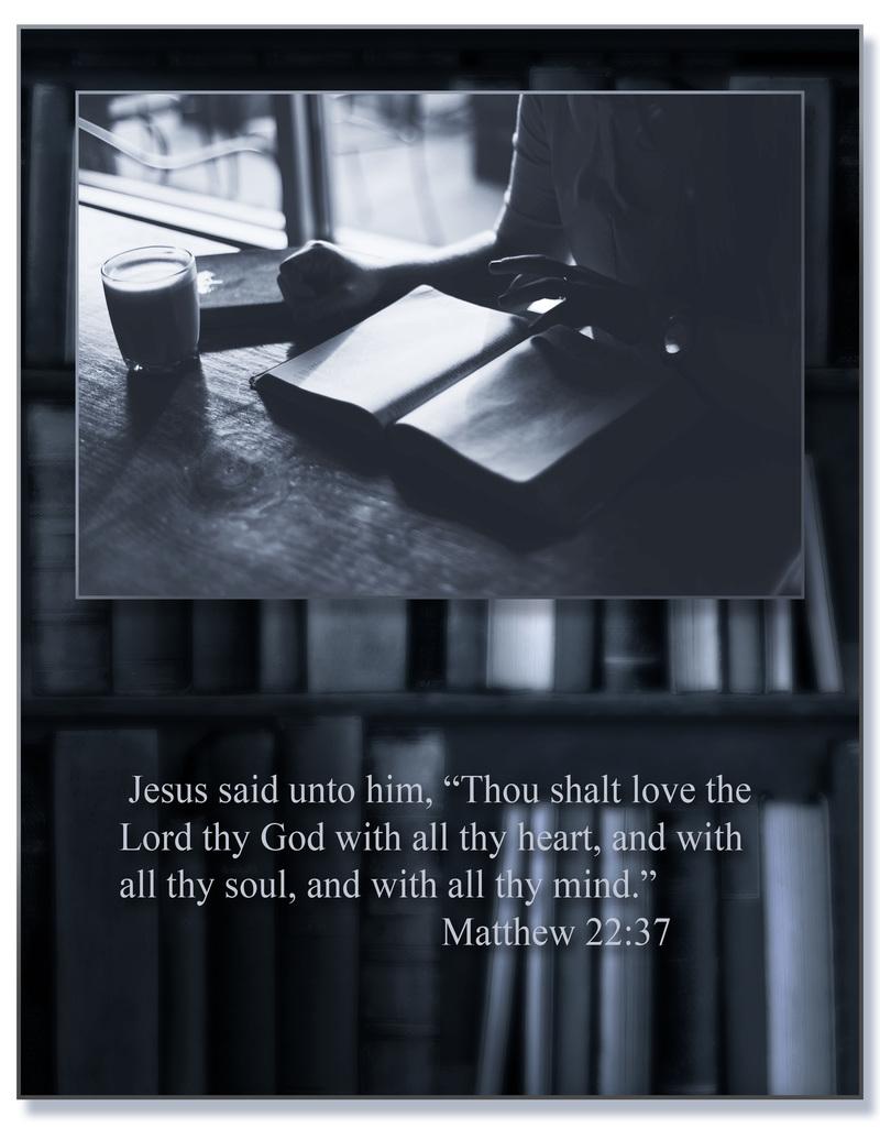 BOOK OF PRAYER # 3 - The Ninevites