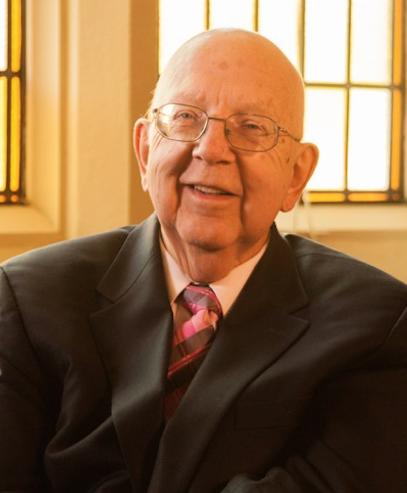 Rev. Dr. David Winsor