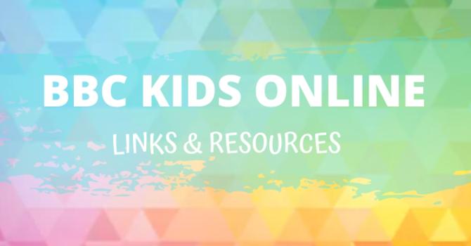 BBC KIDS Online! image