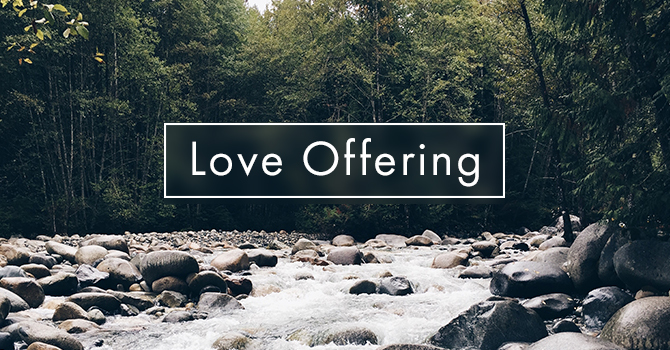 Love Offering image