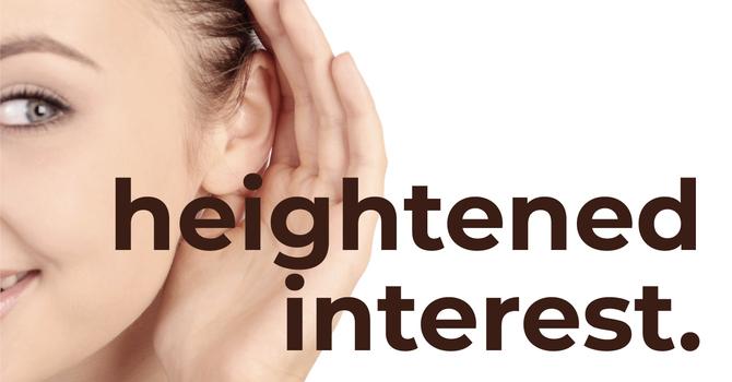 Heightened Interest image