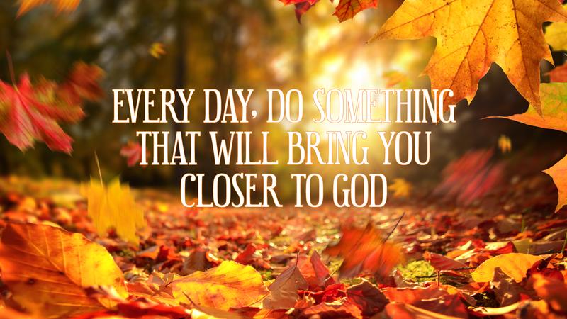 Faith for Every Circumstance