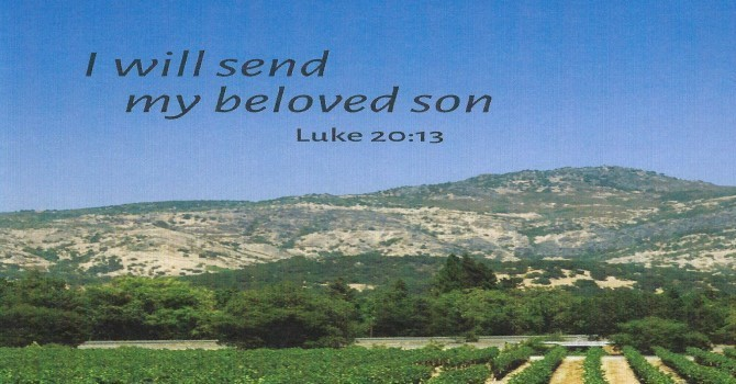 Worship Service Bulletin - Fifth Sunday in Lent image