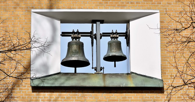 Church Bells to Toll for Peace
