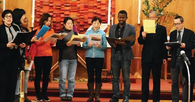 Church Choir - Suspended