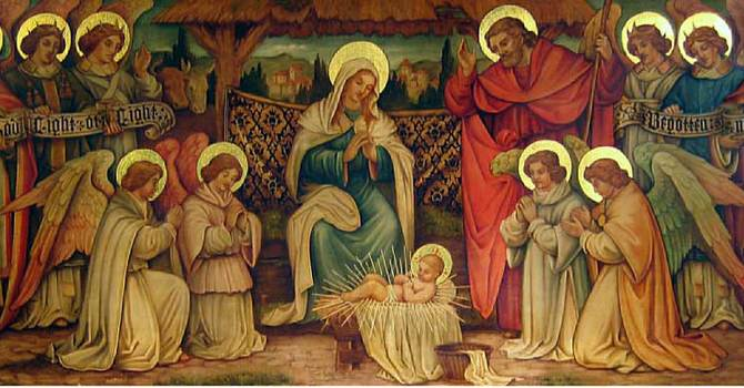 A Christmas Message from the Rector image