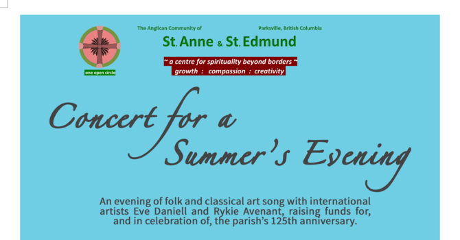 Concert for a Summer's Evening image