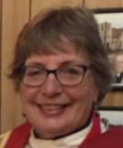 The Rev'd Canon Brenda Drake