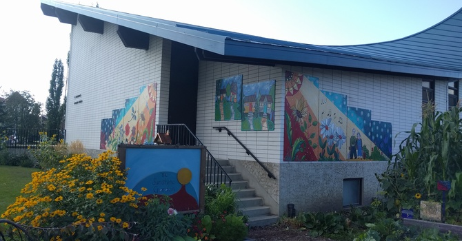 Welcome new mural! image
